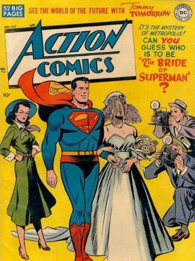 Superman 1950 Comic superhero weddings | A...