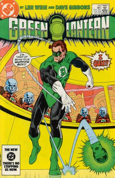 [Comics] Tapas Temáticas de Comics v1 Greenlantern181