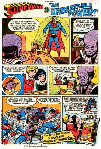 hostess-superman