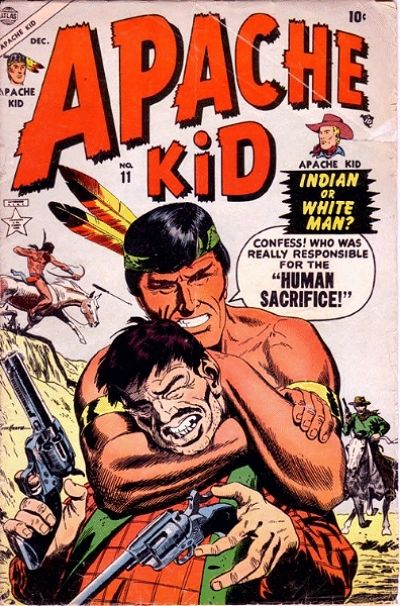 apache-kid