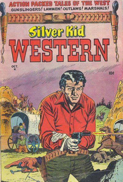 Two Gun Kid A Dispensable List Of Comic Book Lists