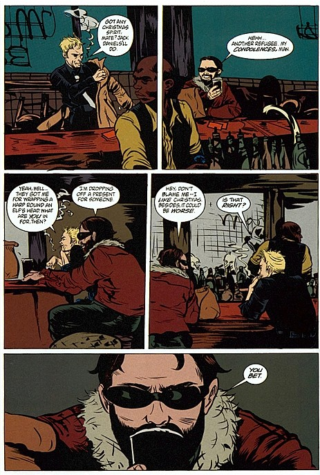 constantine | A Dispensable List of Comic Book Lists | Page 2