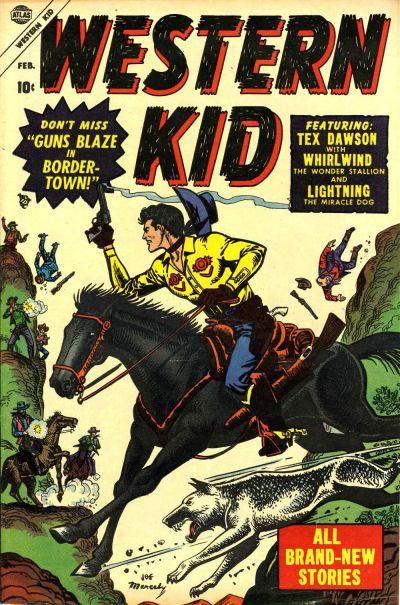 western-kid