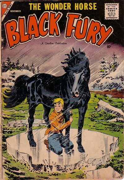 Fury Horse