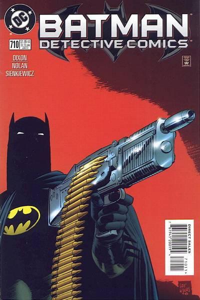 superheroes with guns