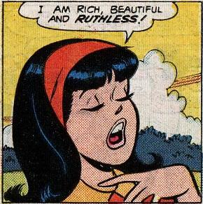 Betty Cooper A Dispensable List Of Comic Book Lists