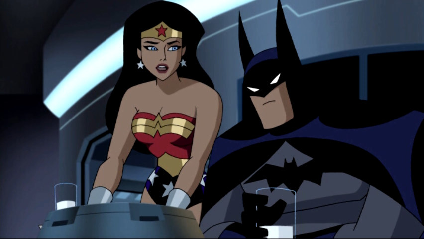 Justice league animated porn