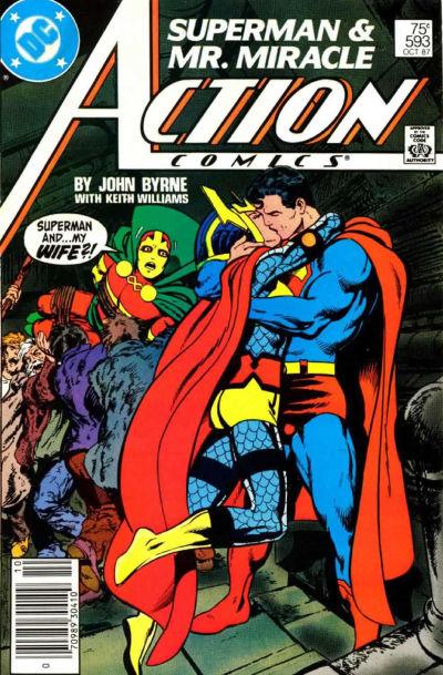 Superheroes Kissing  A Dispensable List Of Comic Book Lists-3561