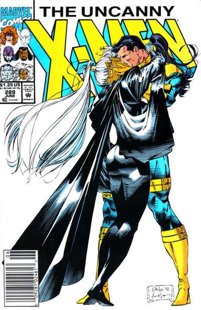 superheroes kissing