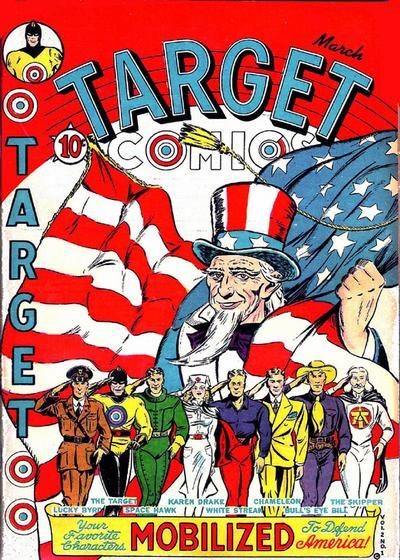 American Flag A Dispensable List Of Comic Book Lists