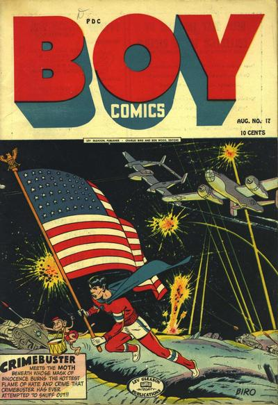 American Flag A Dispensable List Of Comic Book Lists