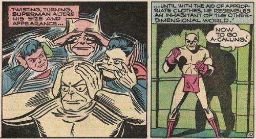 superman-supershapeshifting