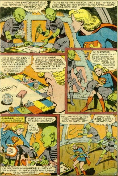 spank-supergirl