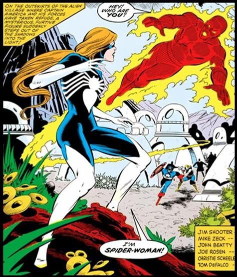 avengers-spiderwoman