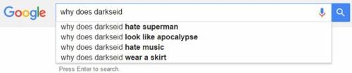 google-darkseid