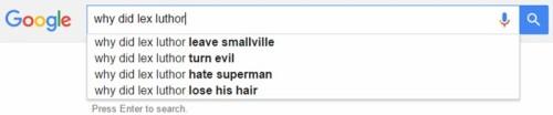 google-luthor