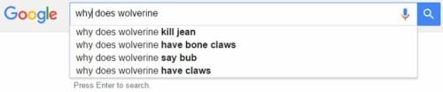 google-wolverine