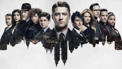 gotham-TV-cast
